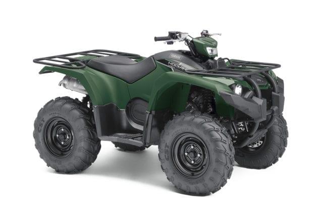 2018 Yamaha Kodiak 450