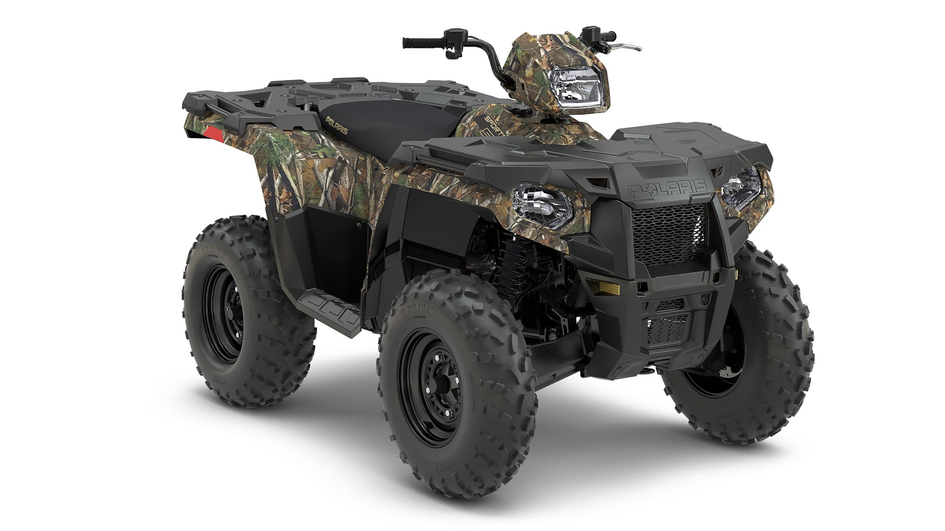 Side By Side Atv >> 2018 Polaris Sportsman ATV Lineup | ATV Trail Rider Magazine