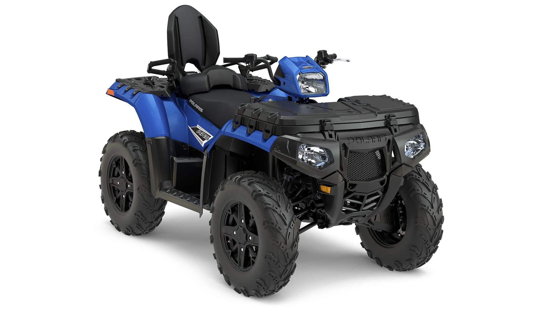 Polaris Side By Side >> 2018 Polaris Sportsman ATV Lineup | ATV Trail Rider Magazine