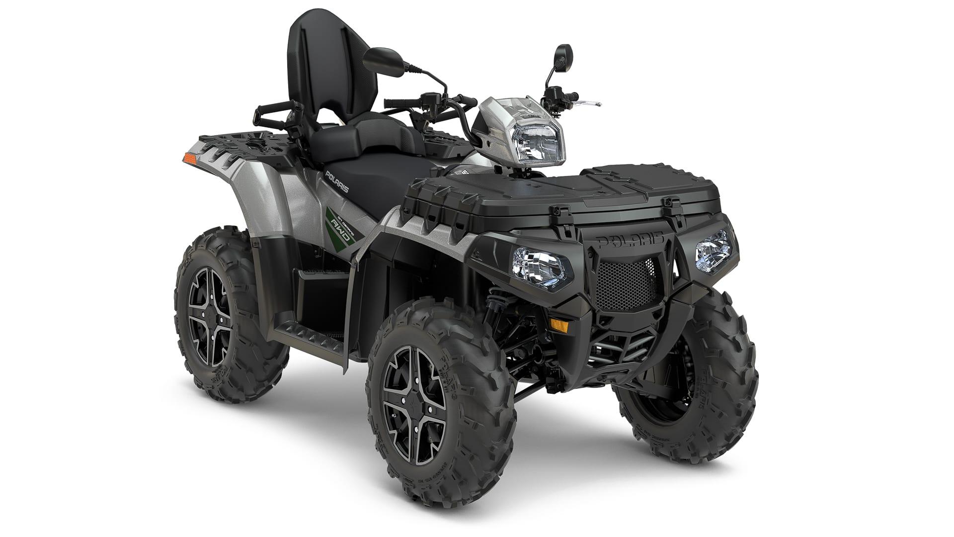 Side By Side Atv >> 2018 Polaris Sportsman ATV Lineup   ATV Trail Rider Magazine