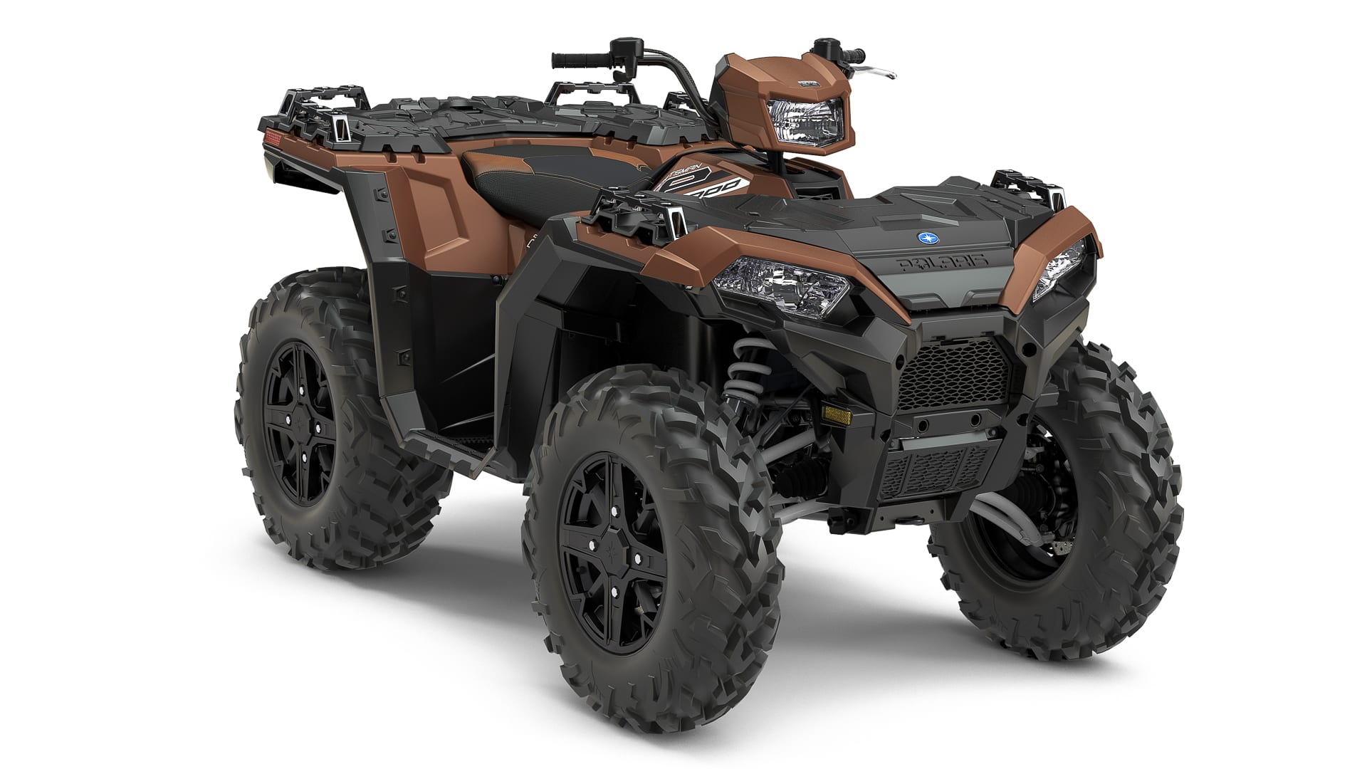 2018 polaris sportsman atv lineup atv trail rider magazine. Black Bedroom Furniture Sets. Home Design Ideas