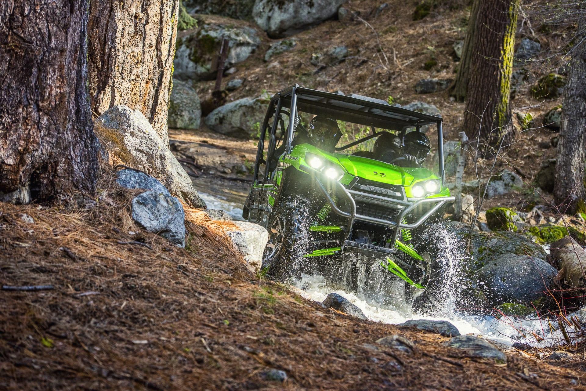 2018 KAWASAKI TERYX AND TERYX4 | ATV Trail Rider Magazine