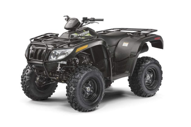 2018 Textron Off-Road Alterra VLX 700