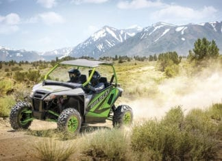 2018 Textron Off-Road Wildcat Sport