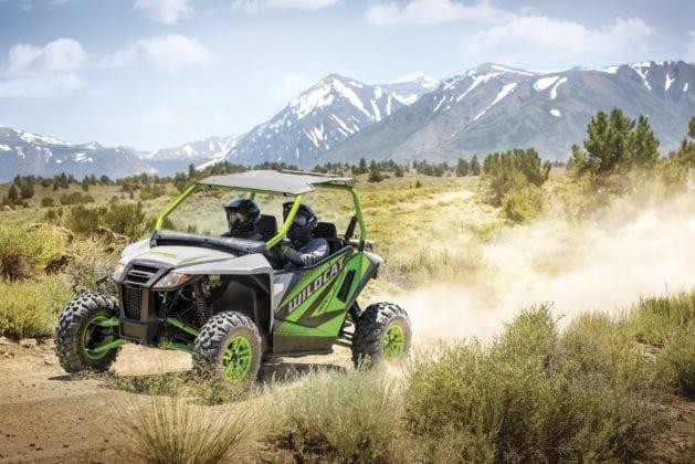 2018 Textron Off-Road Wildcat Sport