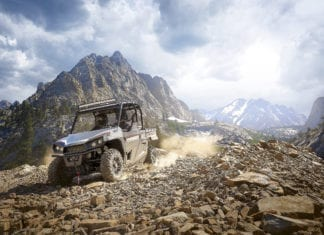 2018 TEXTRON OFF-ROAD STAMPEDE