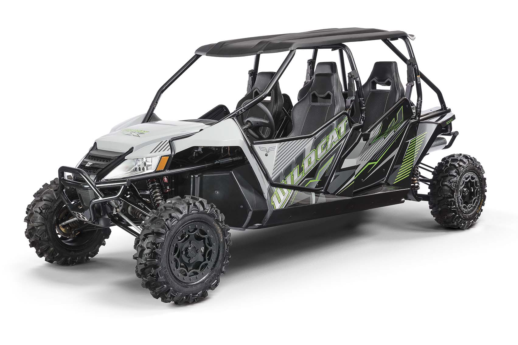 Super Atv 10 Inch Lift Kit Polaris Rzr Turbo 1000 additionally 302148862488 further Tusk Terrabite Tires together with Itp Releases Game Changing Cryptid Mud Tire as well 2018 Textron Off Road Wildcat 4x Limited. on arctic cat mud on tires