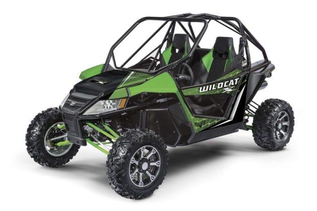 2018 Textron Off-Road Wildcat X