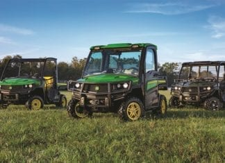 2018 John Deere Gator XUV835 and XUV865
