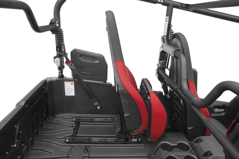 Feel Seating System 2018 Yamaha Wolverine X4 Atv Trail Rider Magazine