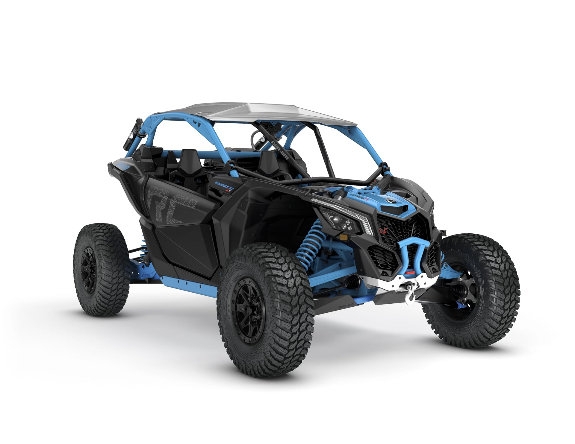 2018 Can Am Maverick Xrc Lineup Atv Trail Rider Magazine