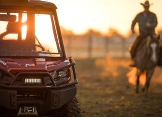 2018 Can-Am Defender Lineup