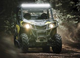 2018 Can-Am Maverick Trail Lineup