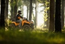 2018 Can-Am Outlander lineup