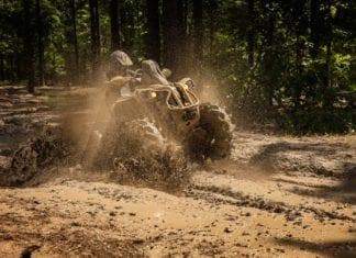 2018 Can-Am Renegade ATV Lineup