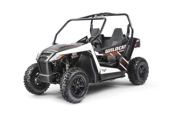 2018 Textron Off-Road Wildcat Trail