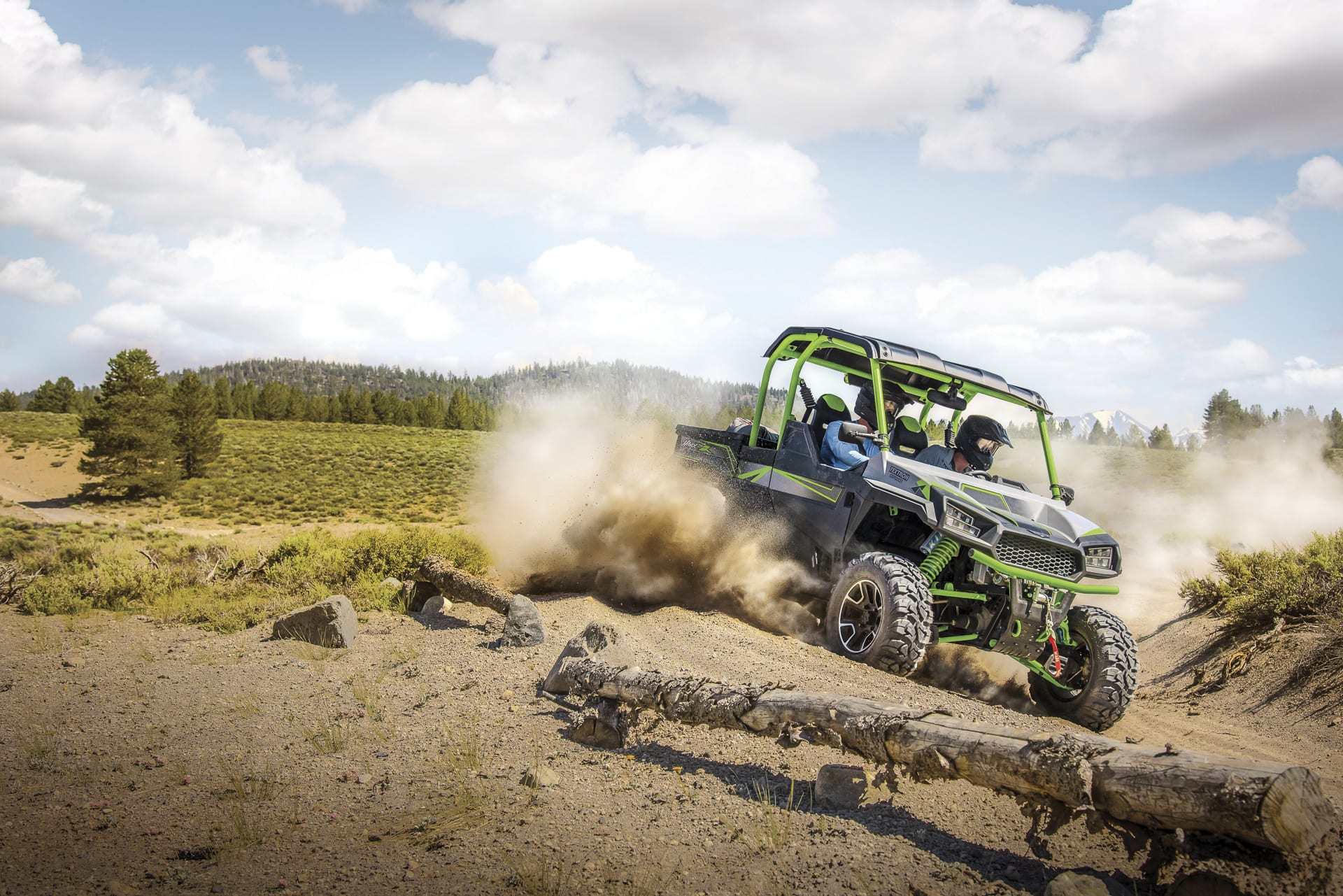 2018 Textron Off Road Havoc X | ATV Trail Rider Magazine