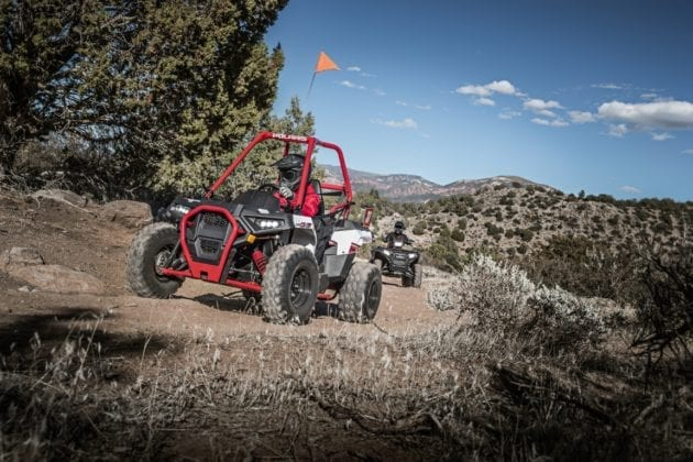 2018 Polaris Ace 150 EFI LE