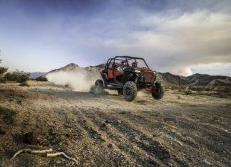 2018 RZR XP 4 Turbo Dynamix Edition