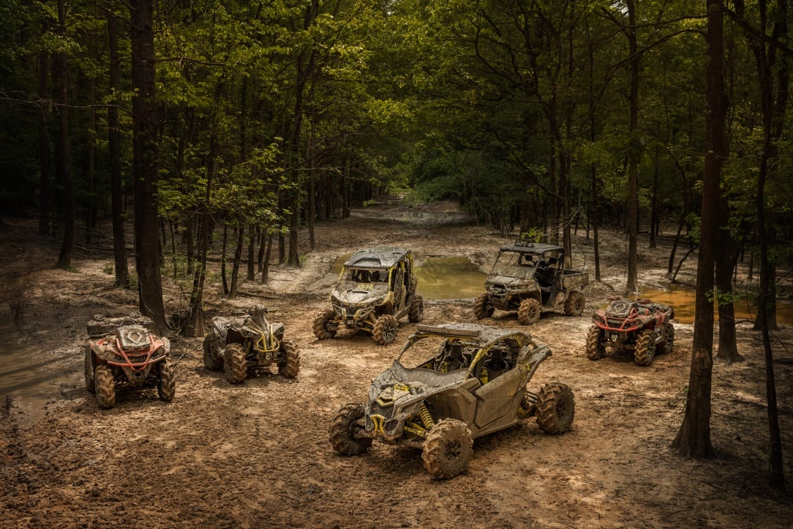 2018 Can-Am Maverick X3 X MR Turbo | ATV Trail Rider Magazine