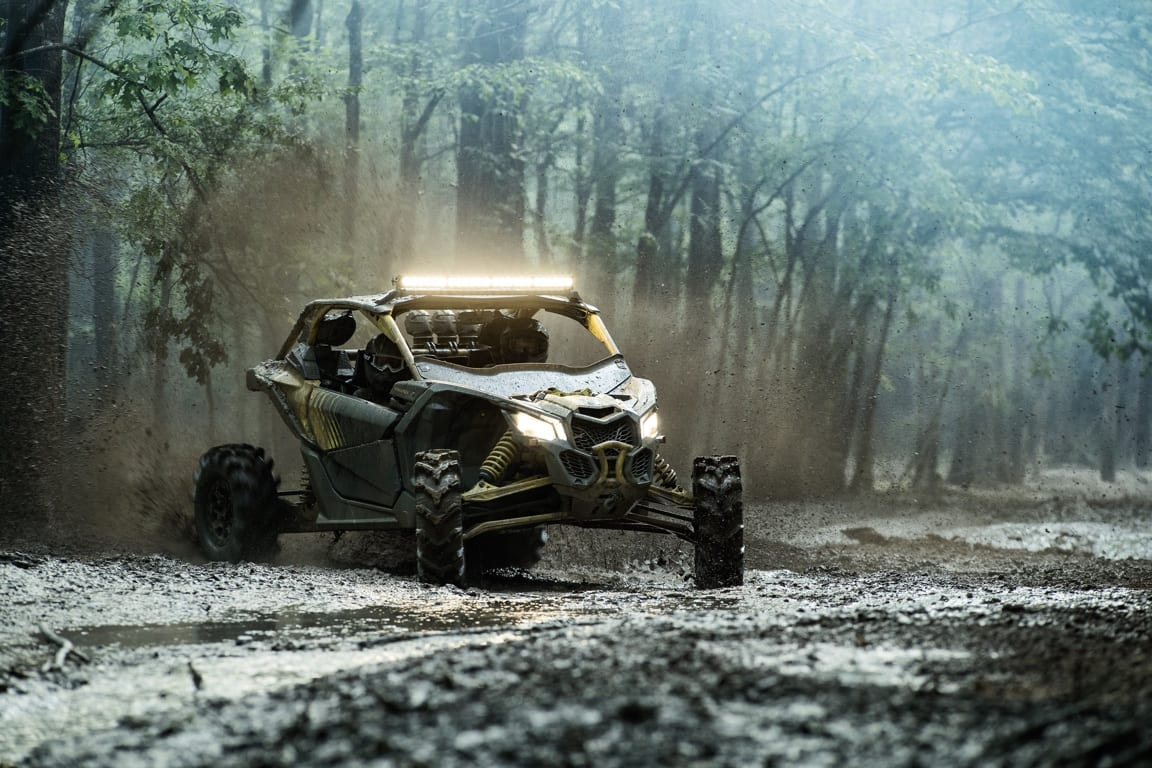 2018 Can Am Maverick X3 X Mr Turbo Atv Trail Rider Magazine