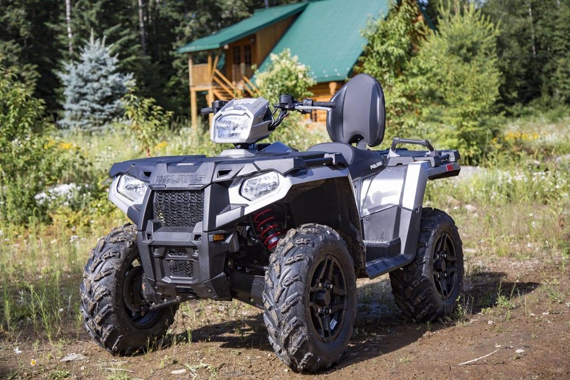 2018 Polaris Sportsman Touring 570 Review