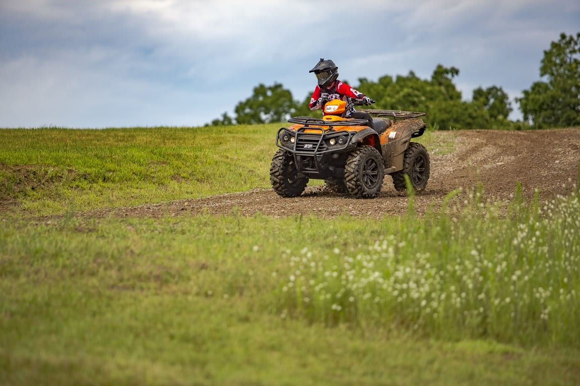 2018 is the most innovative year yet for ATVs and UTVs