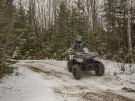 2012 Polaris Sportsman XP 850 Long term Review | ATV Trail Rider