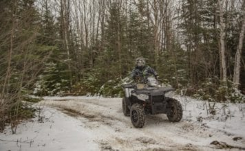 2017 Polaris Sportsman Touring 570 Review