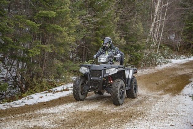 2017 Polaris Sportsman Touring 570 Review