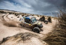 South Racing Can-Am Maverick Team Wins Dakar