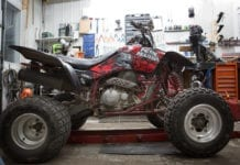Tips for ATV Winter Storage