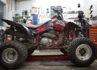 Tips for ATV Winter Storage