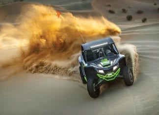 The All-New 2018 Textron Off Road Wildcat XX