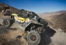 Polaris Factory Racing Sweeps KOH 2018 UTV Race