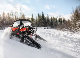 Apache Backcountry Track Kit from Can-Am
