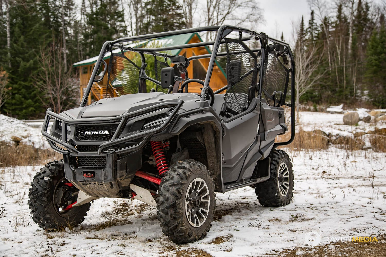 2018 Honda Pioneer 1000-5 EPS LE Review