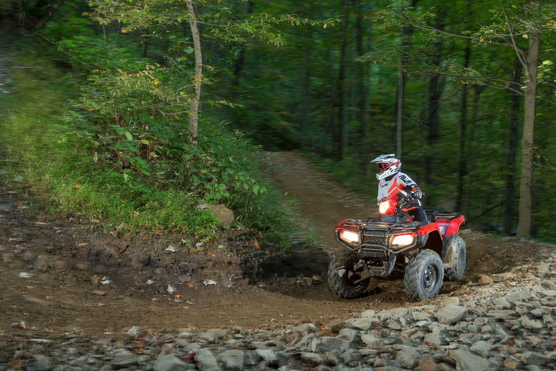 Honda's DCT Clutch - How it Works | ATV Trail Rider Magazine