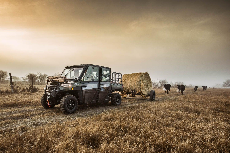 2019 Polaris Ranger Crew XP 1000   ATV Trail Rider Magazine