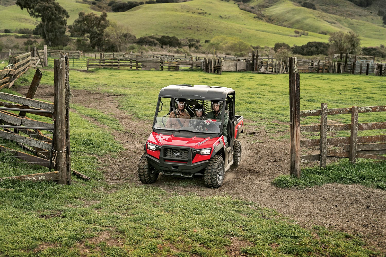 2019 Textron Off Road Prowler Pro | ATV Trail Rider Magazine