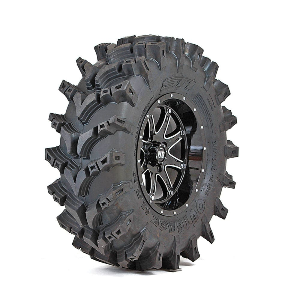 Best Side By Side Atv >> Best Mud Tires 2018 | ATV Trail Rider Magazine