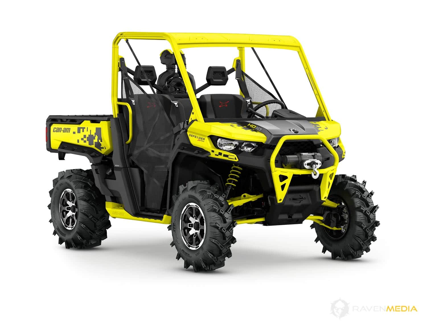 2019 Can-Am Off-Road Lineup - What's New | ATV Trail Rider