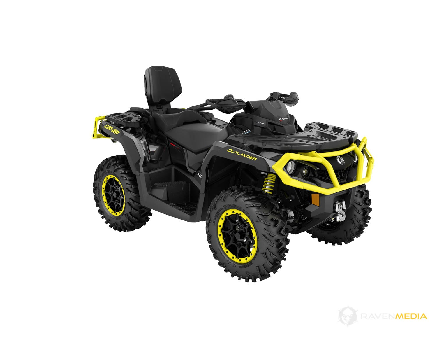 Can Am Outlander Max 2018 >> 2019 Can-Am Off-Road Lineup - What's New | ATV Trail Rider Magazine