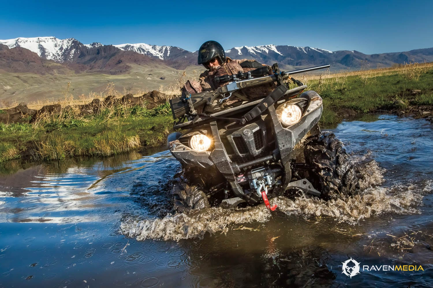 Two New Powersports Winches from Warn Industries
