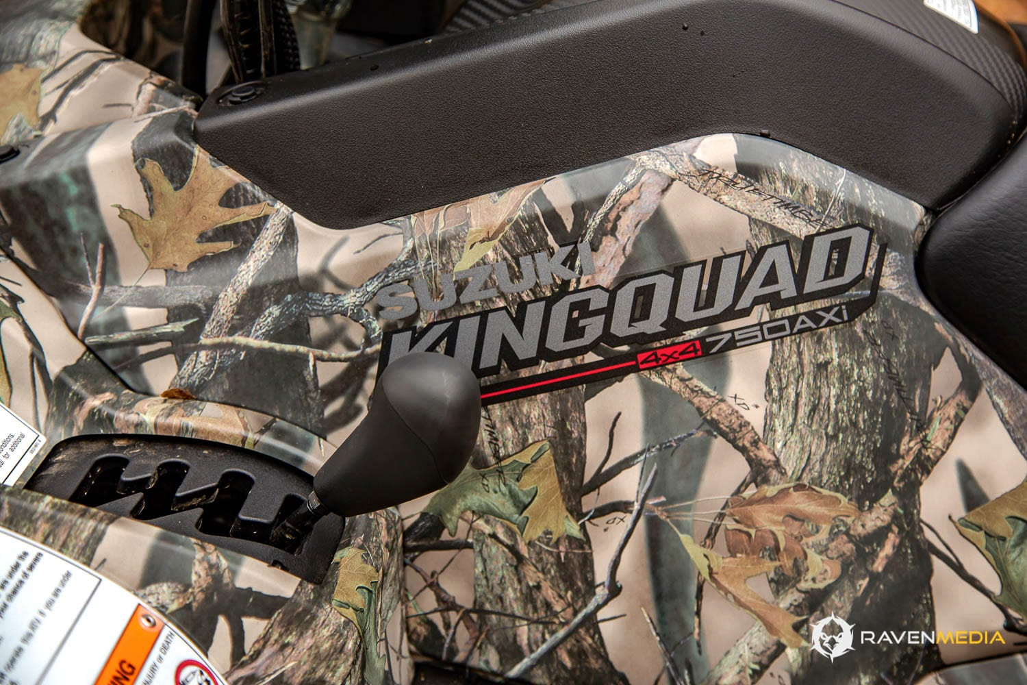 2019 Suzuki KingQuad Review