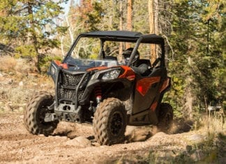 Can-Am Maverick Trail 2018 Review