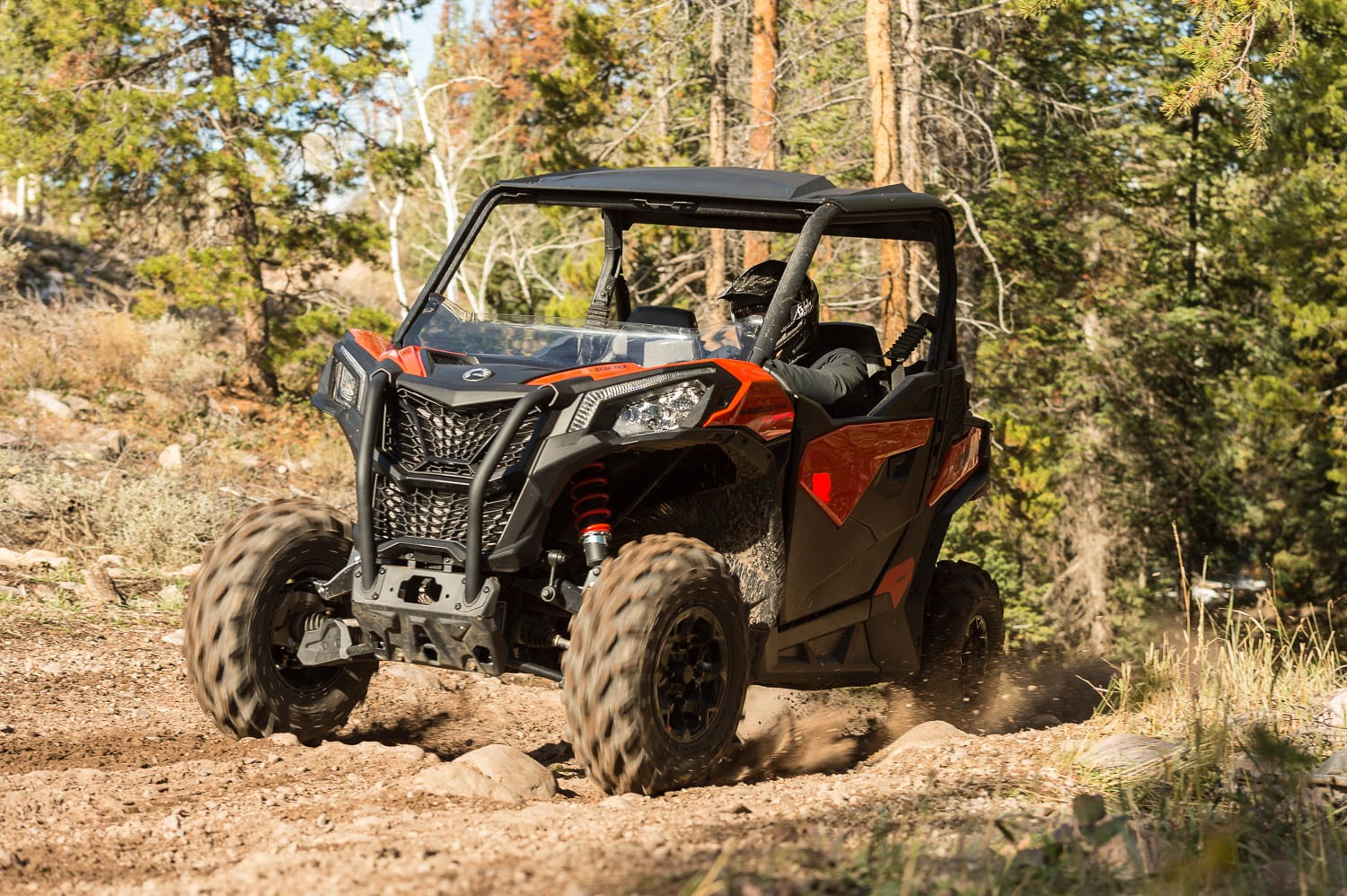 2018 Can-Am Maverick Trail Review | ATV Trail Rider Magazine