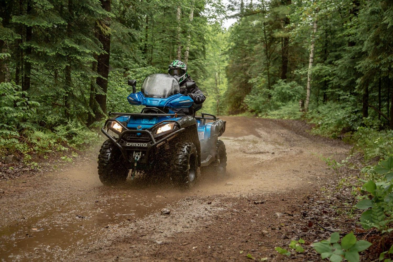 2018 CFMoto CForce 800 Review | ATV Trail Rider Magazine