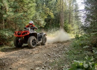 2019 Can-Am ATV Lineup First look