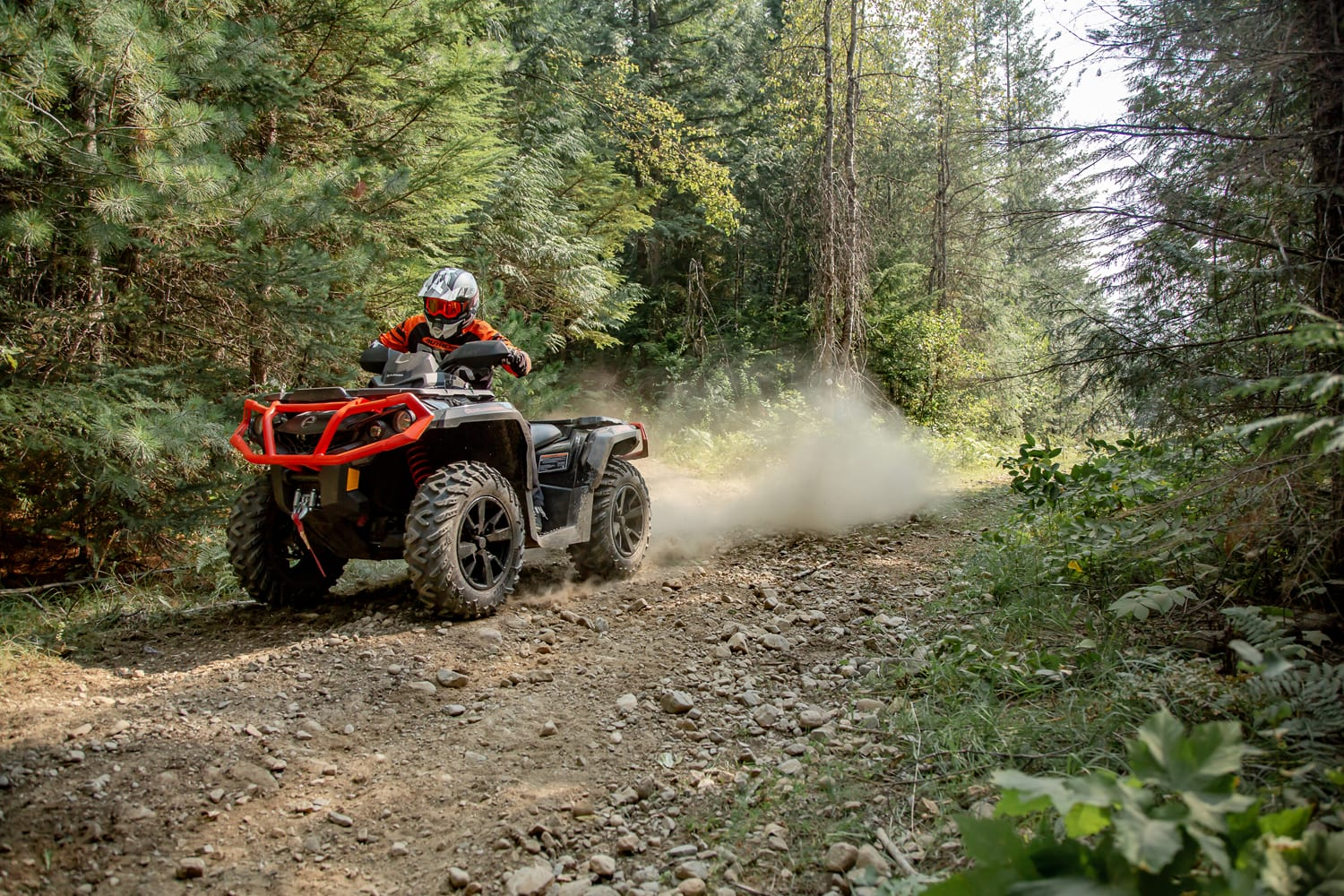 2019 can am atv lineup first look atv trail rider magazine. Black Bedroom Furniture Sets. Home Design Ideas